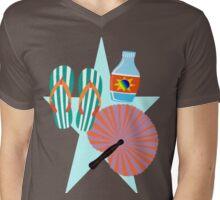 Summer Tee Mens V-Neck T-Shirt