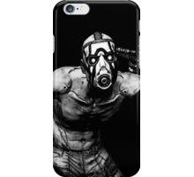 Psycho Borderlands - Nerdy Cool Design iPhone Case/Skin