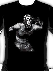 Psycho Borderlands - Nerdy Cool Design T-Shirt