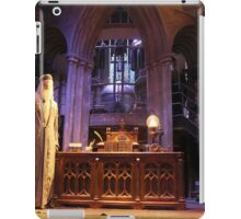 A wise old wizard, Albus Dumbledore iPad Case/Skin