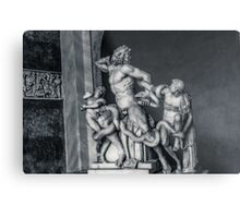 Laocoon and His Sons Metal Print