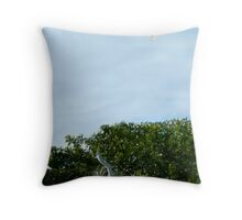 Need a Little Company! Throw Pillow