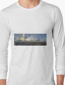 KAUST - PANORAMA Long Sleeve T-Shirt