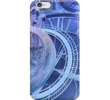 The grand clock at Hogwarts iPhone Case/Skin