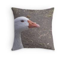 Have A Gander Here Throw Pillow