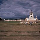 Mongolian Temple by AimeeT