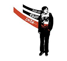 Elliott Smith - Forever Photographic Print