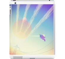 Jet Streams iPad Case/Skin
