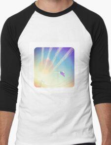 Jet Streams Men's Baseball ¾ T-Shirt