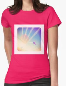Jet Streams Womens Fitted T-Shirt