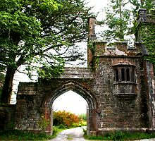 Gatehouse by Larry149