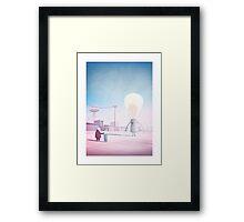 Idea Man  Framed Print