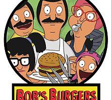 Bob's Burgers IV by symooh