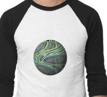Eye Ball Men's Baseball ¾ T-Shirt