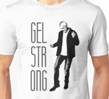 Gel Strong - Freestyle Unisex T-Shirt