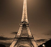 Midnight in Paris by Paolo De Vincentis