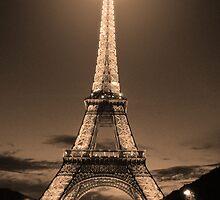Midnight in Paris by Paolo De Vincentis
