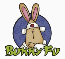Bunny Fu by Corrie Kuipers