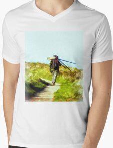 The last shot Mens V-Neck T-Shirt