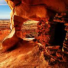 Ancient Puebloan Granary by Nolan Nitschke