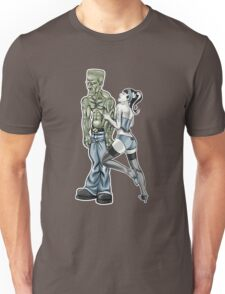 A Monster and His Girl Unisex T-Shirt