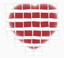 Polaroid Heart T-Shirt