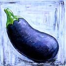 Eggplant by Kylie Blakemore