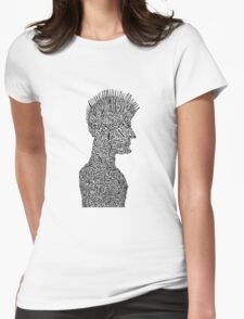 Puzzled Original Womens Fitted T-Shirt
