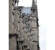 Notre- Dame  Photographic Print