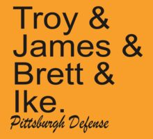 Pittsburgh Defense by heliconista