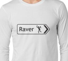 Raver Signpost Long Sleeve T-Shirt