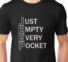 J-E-E-P Unisex T-Shirt