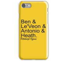 Pittsburgh Offense iPhone Case/Skin