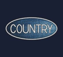 Country music White Kids Tee