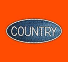 Country music White Kids Tee