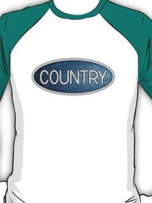 Country music White T-Shirt