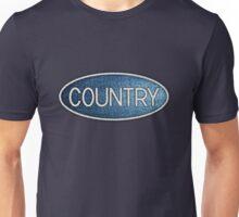 Country music White Unisex T-Shirt