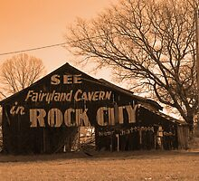 see rock city! by budrfli