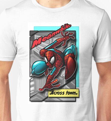 Across Town Unisex T-Shirt