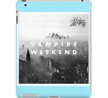 Vampire Weekend Modern Vampires of the City iPad Case/Skin