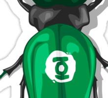 Lanternaviridis AKA Green Bug Sticker