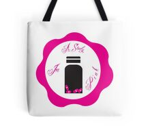A Study in Pink 'Wax Seal' Tote Bag