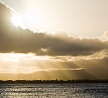 Sunset overThe Bay by ShaneMartin