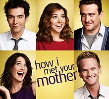 How I Met Your Mother by elizagrisanti