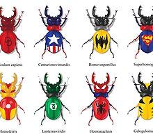Super Bugs by mjcowan
