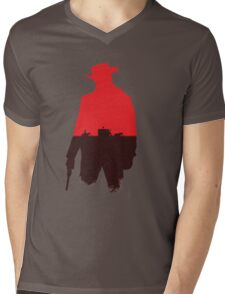 Unchained? Mens V-Neck T-Shirt
