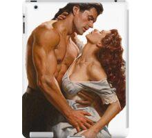 Romance Novel Couple Pose iPad Case/Skin