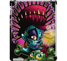 Voodoo Girl iPad Case/Skin