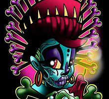 Voodoo Girl by Jeremy Harburn