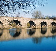 Bridge of Dee, Aberdeen by Matthew Colvin de Valle